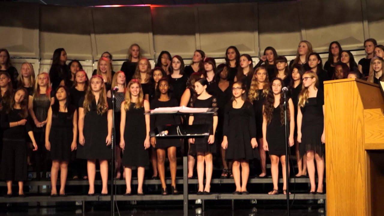 how to get into show choir