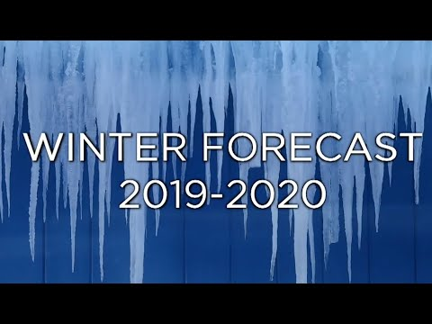 Canada's Winter Weather Forecast 2019-2020