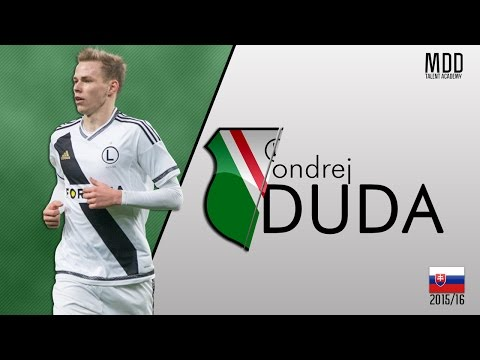 Ondrej Duda | Legia Warsaw | Goals, Skills, Assists | 2015/16 - HD