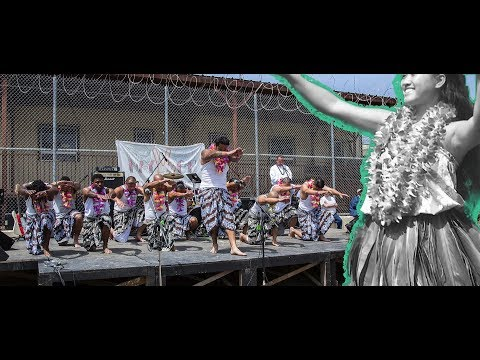 Hula dance is being taught in San Quentin State Prison for reform — and it's working