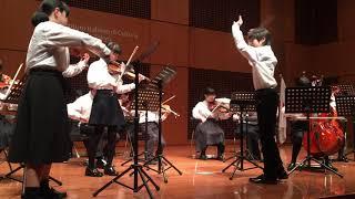 ミニコンサート「震災から7年。福島・相馬子どもオーケストラからイタリアの皆様に感謝の気持ちを込めて」