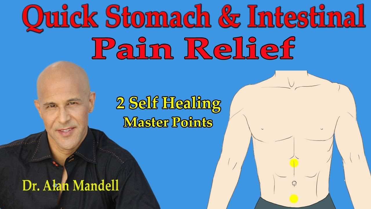 Rapid Relief from Stomach, Bloating, Cramping Pain ...