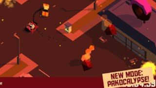 PAKO CAR CHASE SIMULATOR | Playing The New Pakocalypse Mode | iOS Game