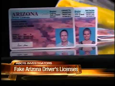 Fake IDs so good they fool even the pros