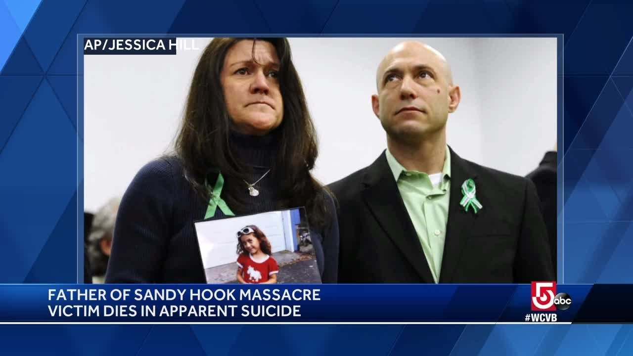Sandy Hook Victim's Father Dies in Apparent Suicide in Newtown