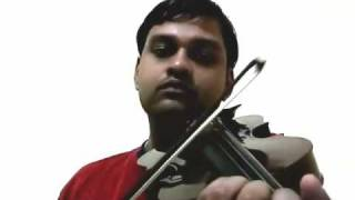 Jai Ho Instrumental (Original soundtrack) - Violin remix by Karthik, Live in UK!