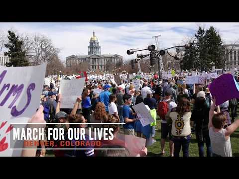 March for Our Lives Denver rally