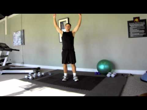 Golf Workout – Upper Body