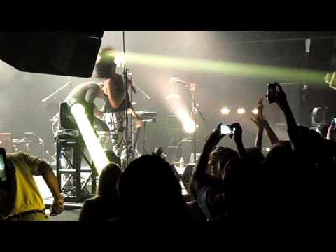 Phantogram - Fall In Love - Fillmore Charlotte on June 25 2014