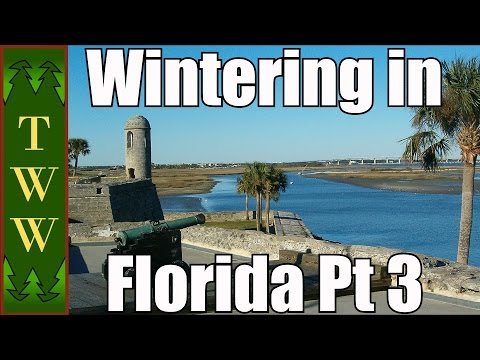 RV Travel: Wintering in Florida Pt 3 Ocala National Forest & Surrounding Area