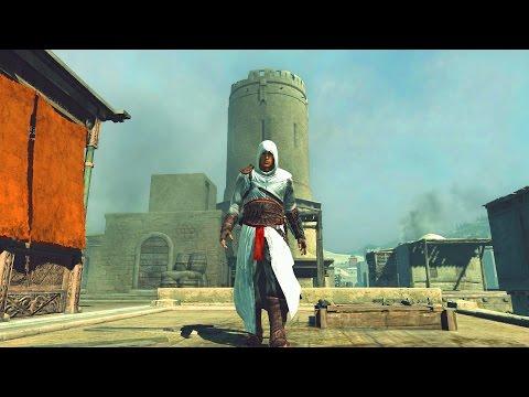 Assassins Creed: Как правильно играть в Первую часть
