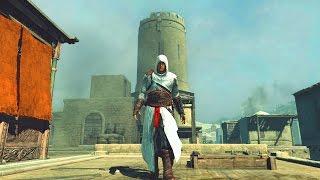 Assassin's Creed: Как правильно играть в Первую часть