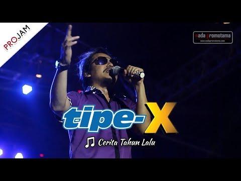 Lagu HITS Terbaru Tipe-X | Cerita Tahun Lalu [Live Konser PROJAM - JAKARTA SELATAN 26 Agustus 2017]