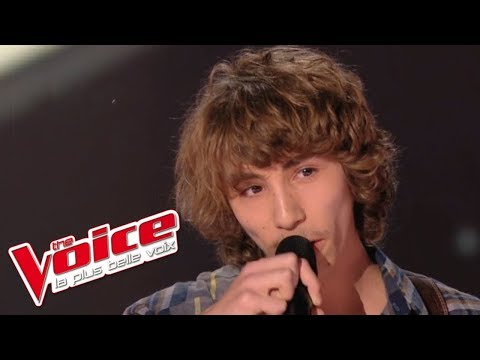 Rolling Stones – Angie | Flo | The Voice France 2014 | Blind Audition