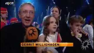 Amira Willighagen - Family very Happy after Amira's Victory - Finals Holland's Got Talent 2013