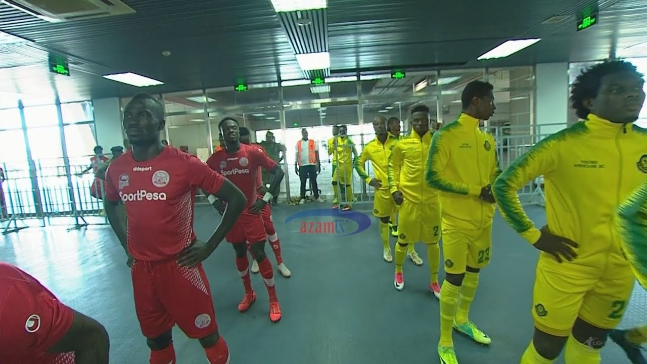 YANGA SC 0-1 SIMBA SC; FULL HIGHLIGHTS & INTERVIEWS (TPL - 16/2/2019)