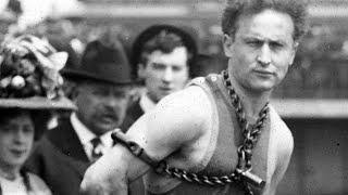 Глупая смерть «Великого и бессмертного» Гарри Гудини