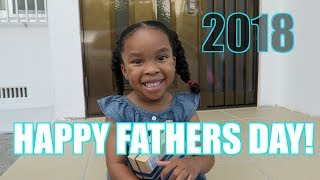 DADDY I LOVE YOU! WHITAKERS WAY VLOGS FATHERS DAY SPECIAL!