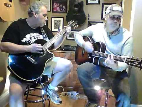 Heard It In A Love Song  Marshall Tucker Band Cover by the Miller Brothers