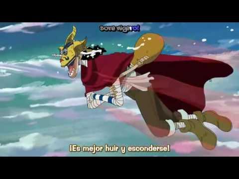 Sogeking song. El Rey de los Tiradores... spanish sub