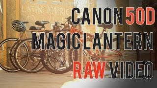 Canon 50D Magic Lantern RAW Review (January 2014)(I shot a short film using RAW https://www.youtube.com/watch?v=AyNQGdLg2U0 Update/Part 2 http://youtu.be/bJwTqjCXHHc After the 50D having been able to ..., 2014-01-21T01:13:08.000Z)