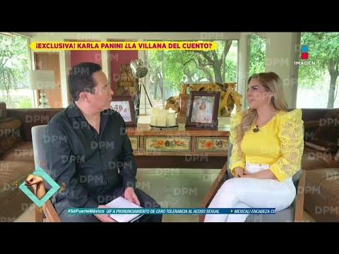 ¡Karla Panini Y Américo Garza Rompen El Silencio Sobre La Polémica De Karla Luna!