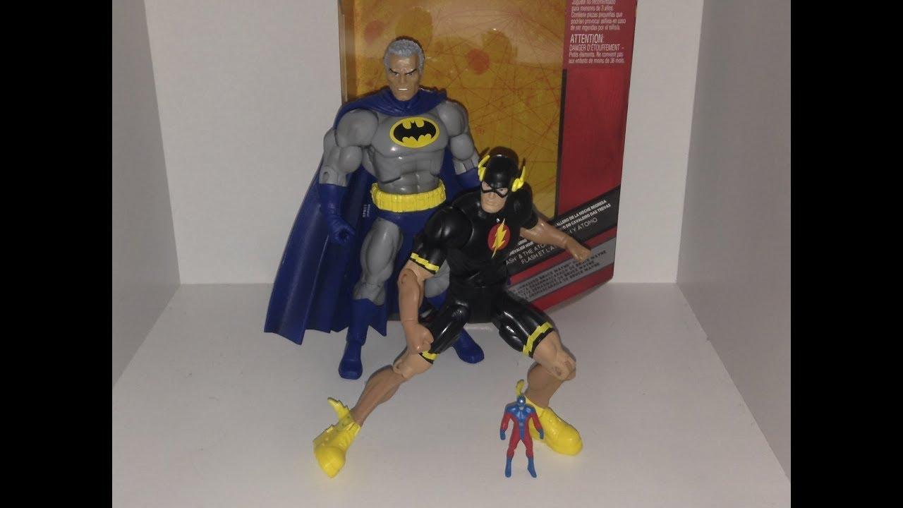 DC Comics Multiverse The Dark Knight Returns The Flash /& Atom