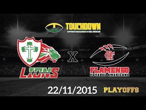 Lusa Lions X Flamengo FA