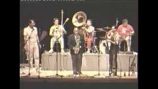1989 Benny Waters + Hot Antic Jazz Band - Rosetta + Chinatown My Chinatown