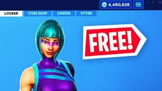 *NEW* How To Get The WONDER SKIN for FREE in FORTNITE! (FREE Wonder Skin)
