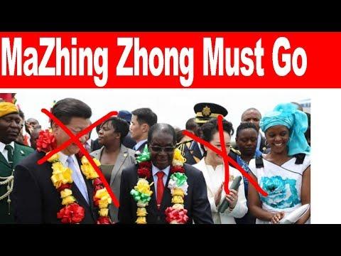 Operation MaZhing Zhong Ndaabaye, REACTION VIDEO