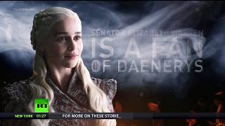 Questionable role models? American politicians look up to GOT's Daenerys & Cersei