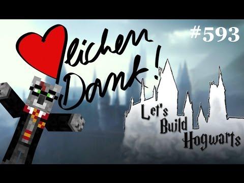 einfach nur mal DANKE ❤ | Let's Build Hogwarts #593