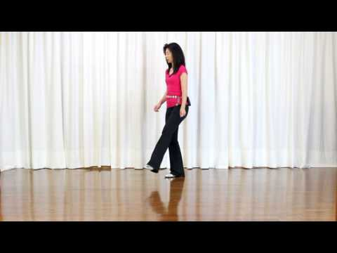 My Middle Name - Line Dance (Dance & Teach in English & 中文)