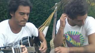 Fréro Delavega - On my way Cover (Cover Cocoon)