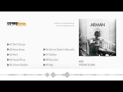 Arman - Yasak Elma (Official Audio)