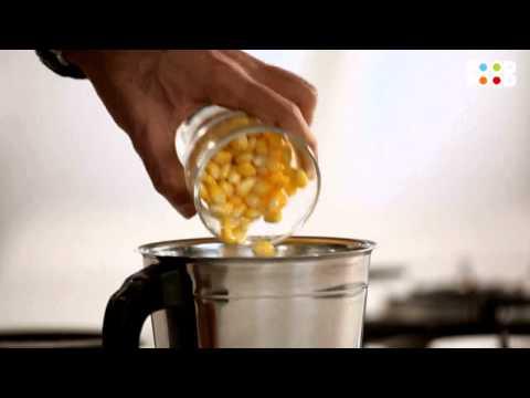 Health Challenge   Ep-03   Seg-01   Sweetcorn Chicken Soup Recipe   Chef Saransh Goila