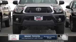 2015 Toyota Tacoma Review | Magic Toyota - Toyota Dealer in Edmonds, WA