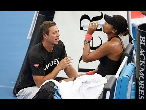 World No 1 Naomi Osaka splits with coach Sascha Bajin