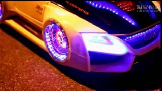 Детский электромобиль AUDI COSMO 2396: 2x, 12V, 3-7 км/ч, пульт, MP3 - raspashonka.com.ua