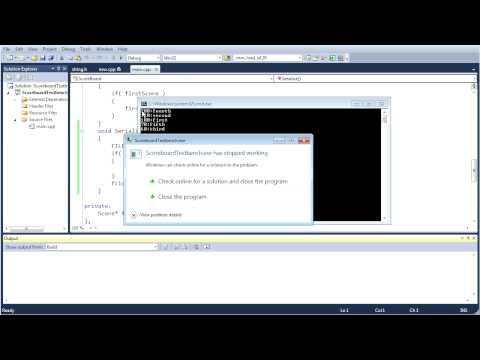 Intermediate C++ DirectX Game Programming Tutorial Series