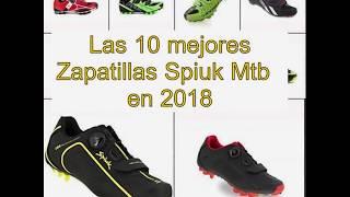 Las 10 mejores Zapatillas Spiuk Mtb en 2018