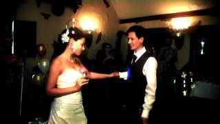 Видеосъемка свадьбы в Одинцово.