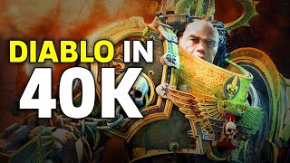 Warhammer 40,000 Inquisitor: Martyr Takes Diablo 3 To Space