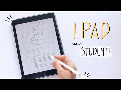 NIENTE PIU' LIBRI & QUADERNI | Studiare con un iPad