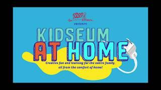 Kidseum Virtual Art Instruction: Coffee Watercolor Landscape Painting