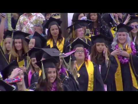 2017 CSULB Commencement - Health & Human Services, Ceremony 1: Undergrad