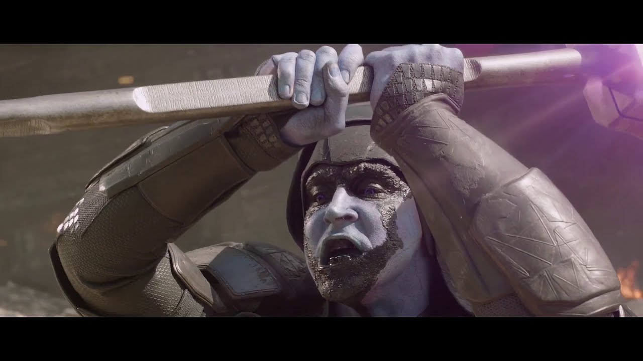 Download Star Lord Dance Off Bro Battle of Xandar Scene  Guardians of the Galaxy 2014 IMAX Movie CLIP HD 1080