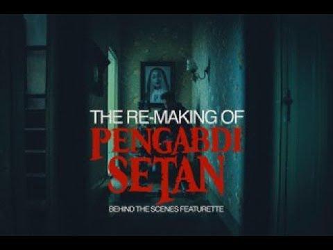 Behind the Scene film Pengabdi Setan. Tayang 28 September 2017