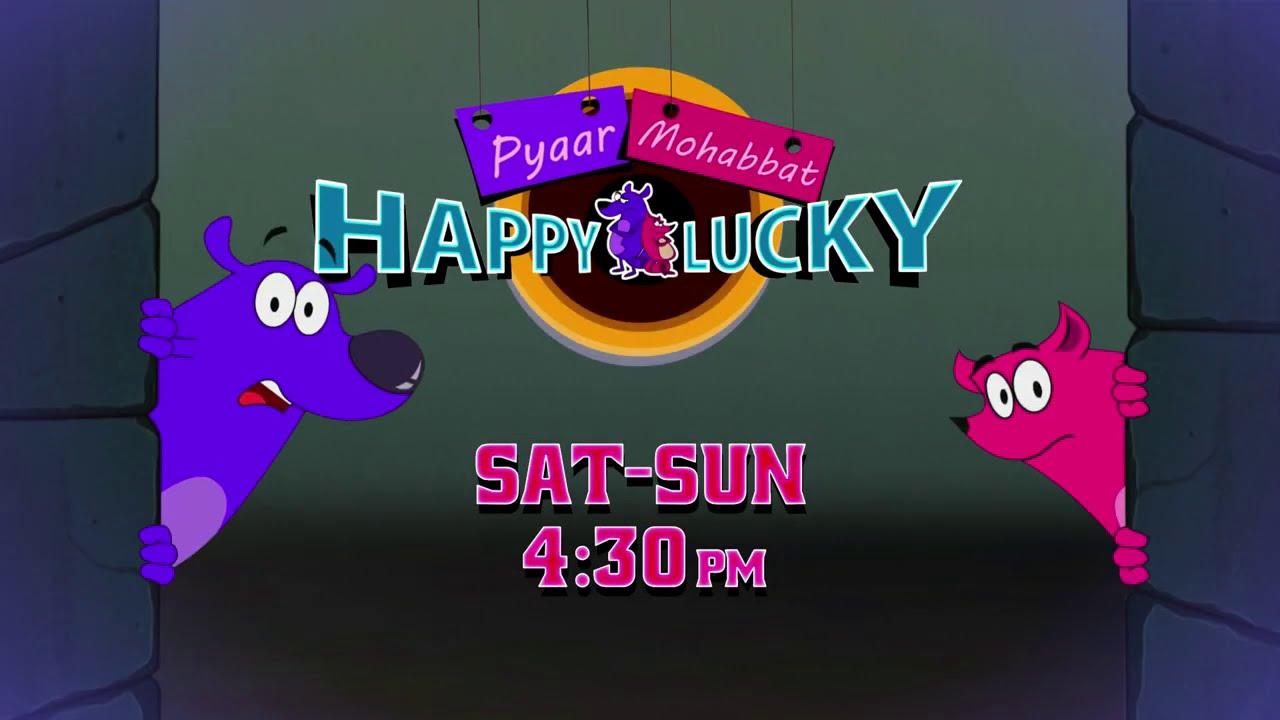 Pyaar Mohabbat Happy Lucky | Sat & Sun 4:30 pm